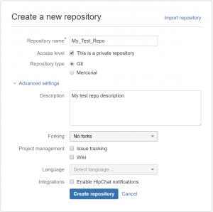 Using Atlassian bitbucket with Intellij-idea – Johann's Tech