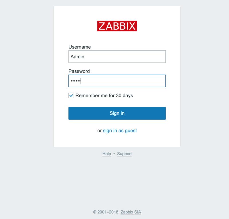 Install Zabbix 4 on Ubuntu 18 04 – Johann's Tech Blog